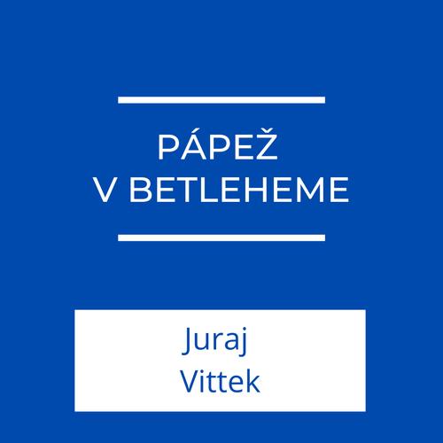 Pápež v Betleheme | Jeden na jedného