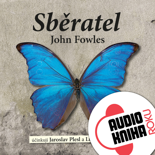 Sběratel (Audiokniha roku 2015)