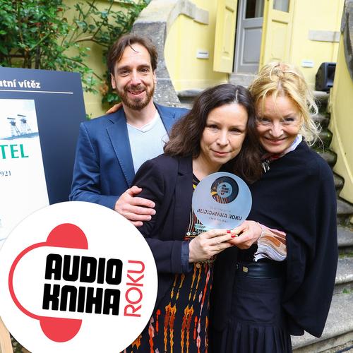 Audiokniha roku 2020 – Absolutní vítěz