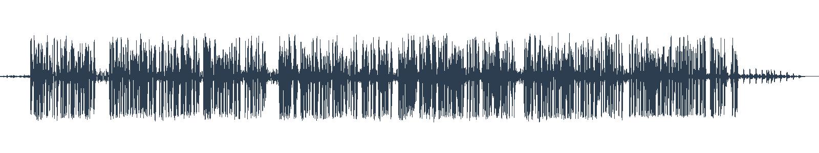 Nový cestovateľský podcast waveform