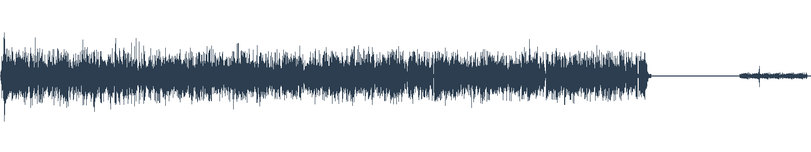 Lisabon citybreak waveform