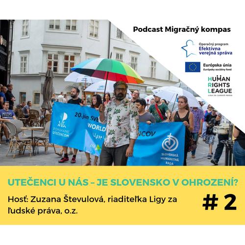 Utečenci u nás - je Slovensko v ohrození?