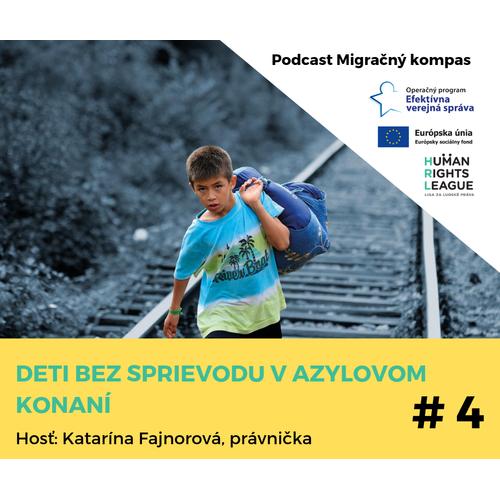 Deti bez sprievodu v azylovom konaní