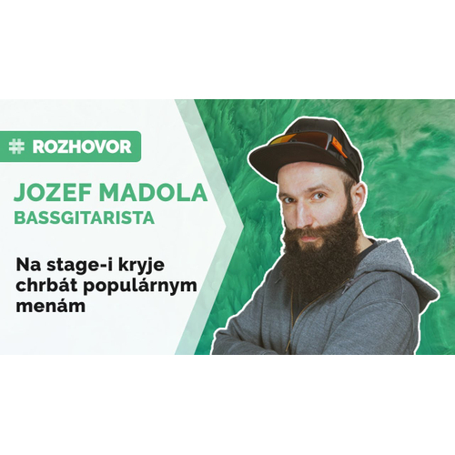 ROZHOVOR | Basák Strapa a Emmy Drobnej Jozef Madola: Bekstejdž je najbesnejší s rapermi