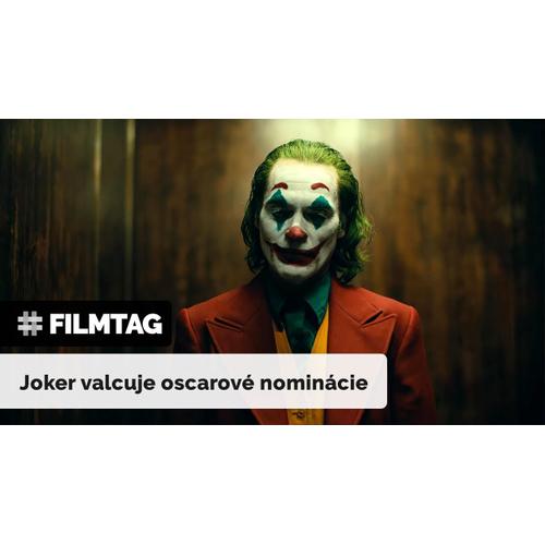 FILMTAG | Joker ovládol nominácie na Oscara, Zaklínač je top seriálovým hitom
