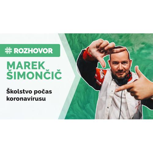 ROZHOVOR | Marek vymyslel spôsob, ako skúšať študentov online bez toho, aby podvádzali