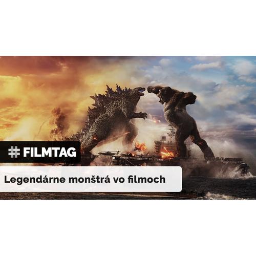 FILMTAG | Vybrali sme pre teba najlepšie filmy s legendárnymi obludami!