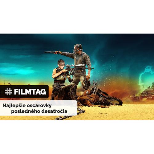 FILMTAG | Toto sú najlepšie oscarovky posledného desaťročia!