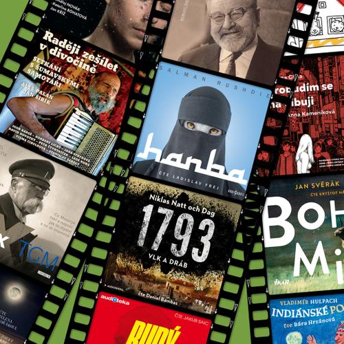 Audioknihy jako na běžícím pásu aneb Nové audioknihy 46/2019