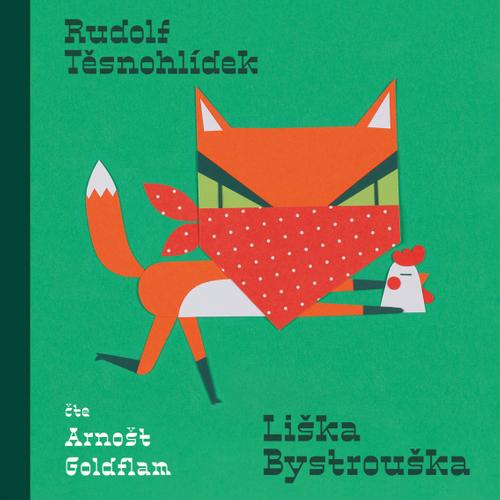 Liška Bystrouška – ukázka z audioknihy