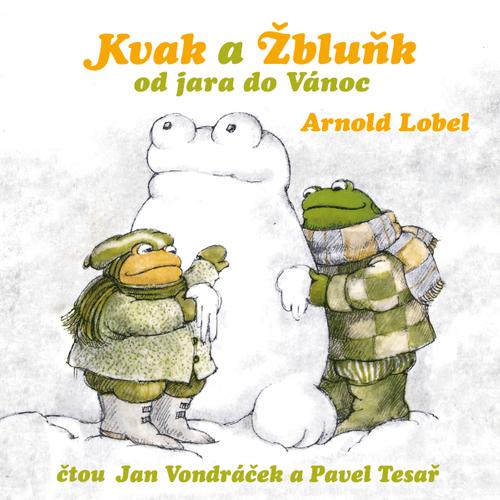 Kvak a Žbluňk od jara do Vánoc – ukázka audioknihy