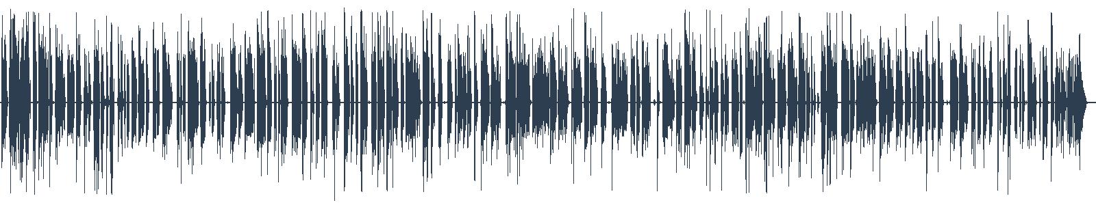 Drasticky děsivý Dexter - ukázka z audioknihy waveform
