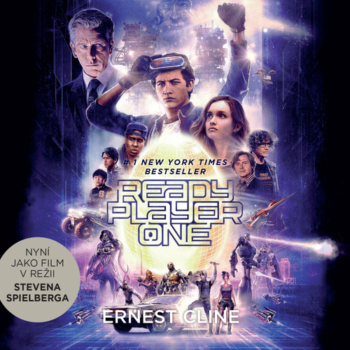 Ready Player One - ukázka z audioknihy