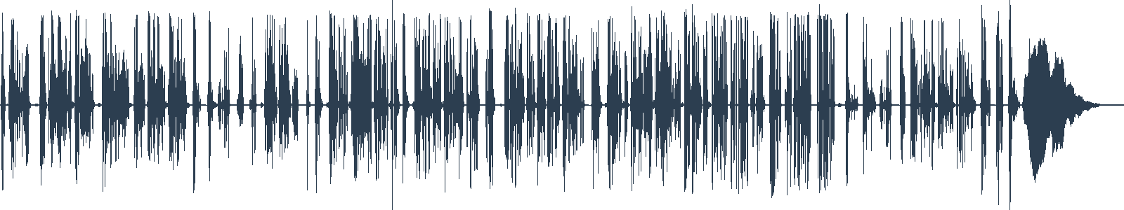 Konec civilizace - ukázka z audioknihy waveform