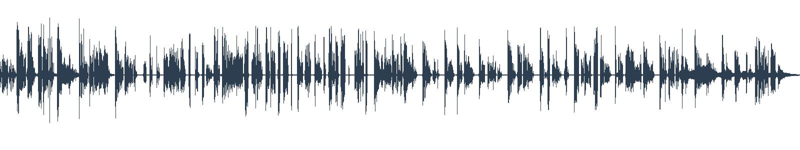 Osamělý mrtvý muž - ukázka z audioknihy waveform