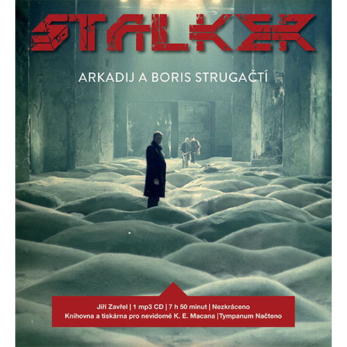 Stalker - ukázka z audioknihy