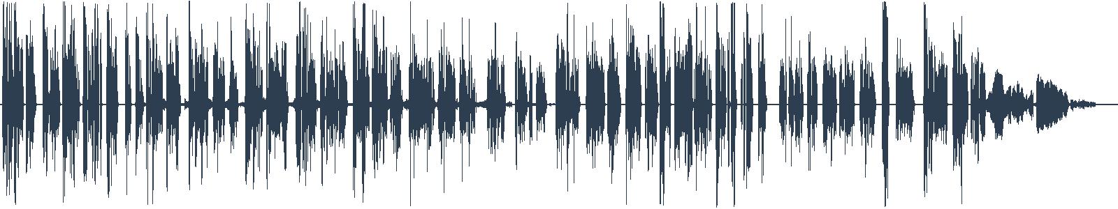 Anihilace - ukázka z audioknihy waveform