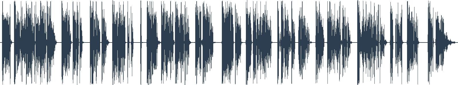 Hadrový panák - ukázka z audioknihy waveform