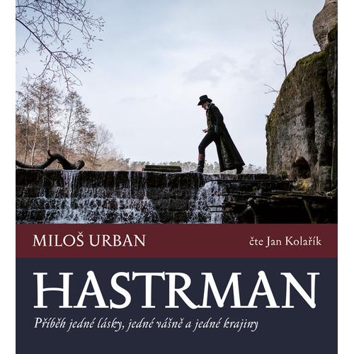 Hastrman - ukázka z audioknihy