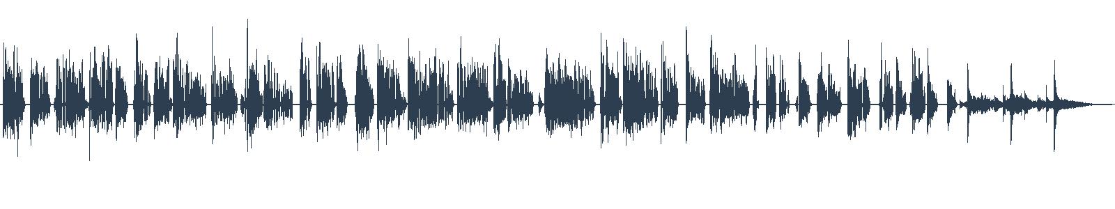 Hastrman - ukázka z audioknihy waveform