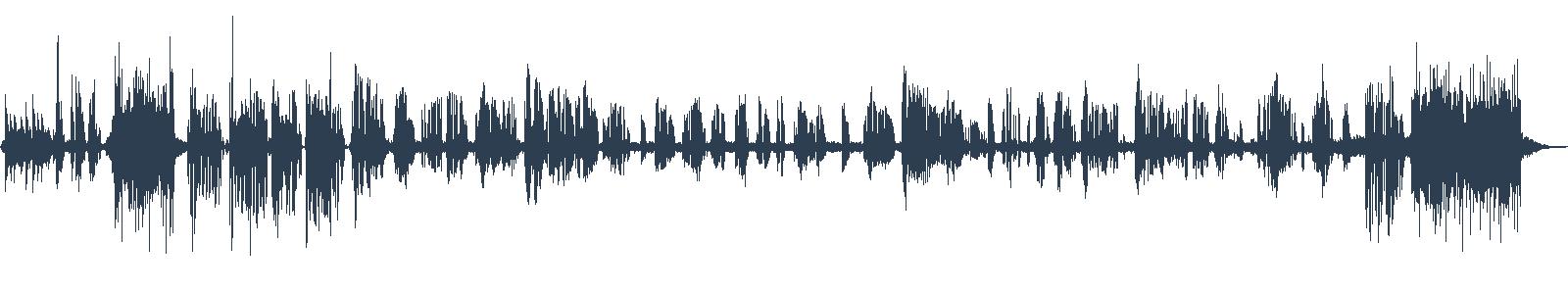 Upoutávka na cyklus Na dřeň waveform