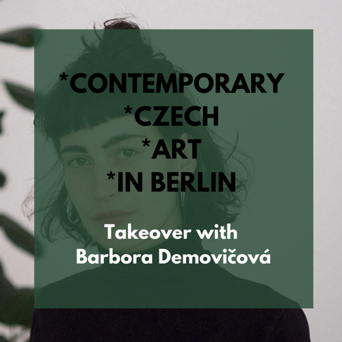 3x3 Contemporary Czech Art in Berlin with Barbora Demovičová