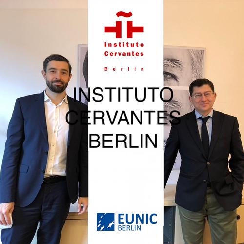 Das Instituto Cervantes und die spanischen Welten in Berlin