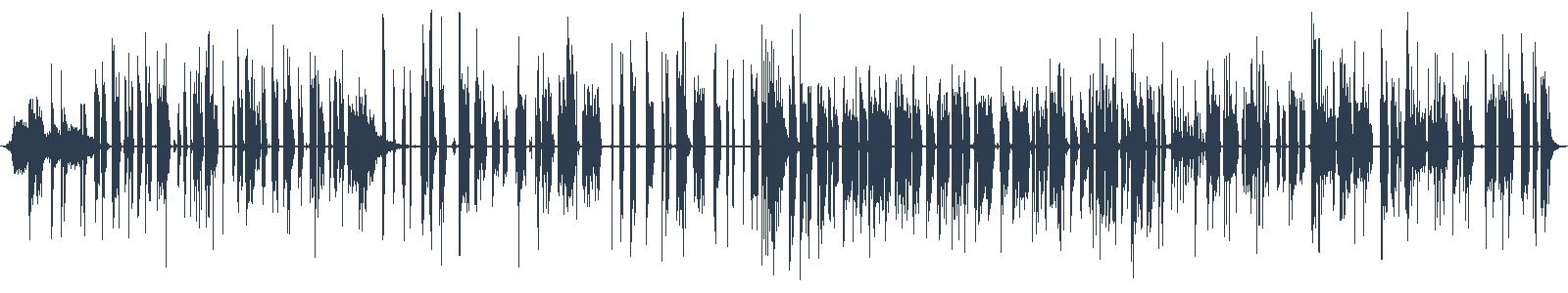Paní Hemingwayová (ukázka z audioknihy) waveform