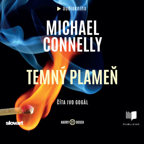 Michael Connelly - Temný plameň