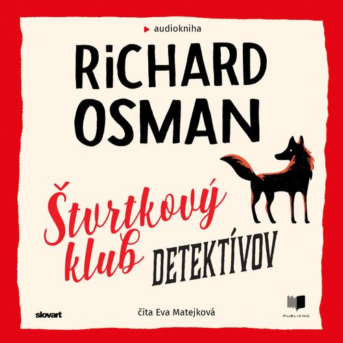 Richard Osman - Štvrtkový klub detektívov