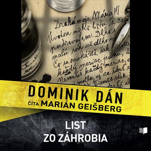 Dominik Dán - List zo záhrobia