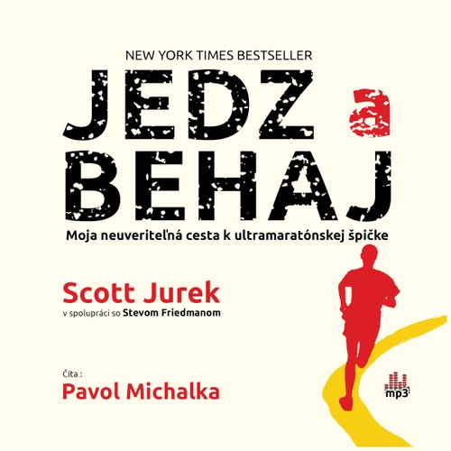 Scott Jurek - Jedz a behaj