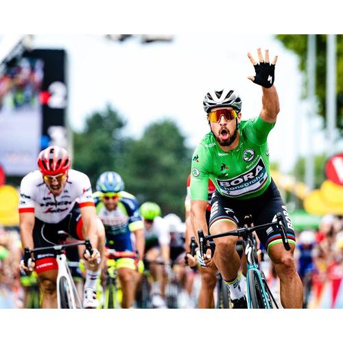 #179 Žltý dres oslavuje storočnicu, Sagana zaujíma rekordný zelený