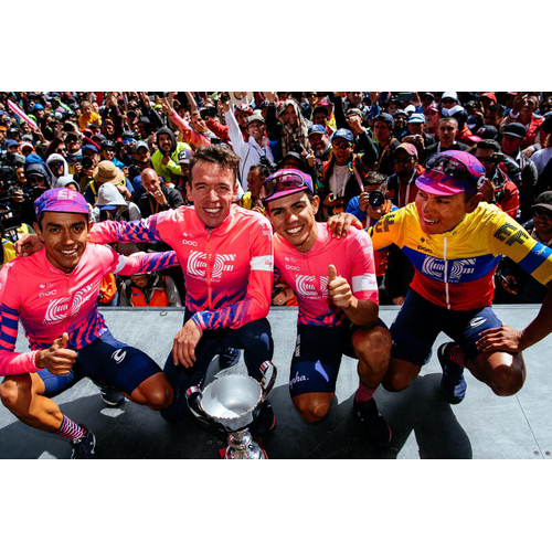 #218 Rigo a spol. opäť opantali Kolumbiu
