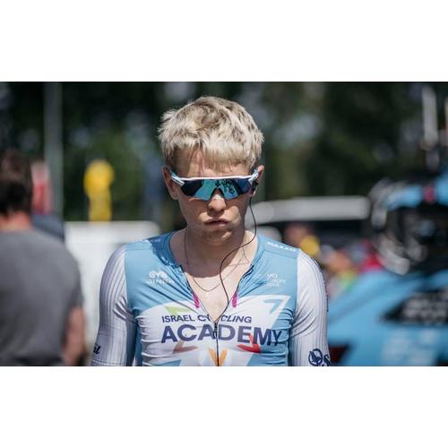 #222 Rozhovor s Danielom Turkom, českým profíkom z Israel Cycling Academy