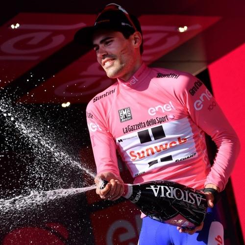 #19 GIRO ŠPECIÁL - Dumoulin zničil konkurenciu, na ťahu je Quintana