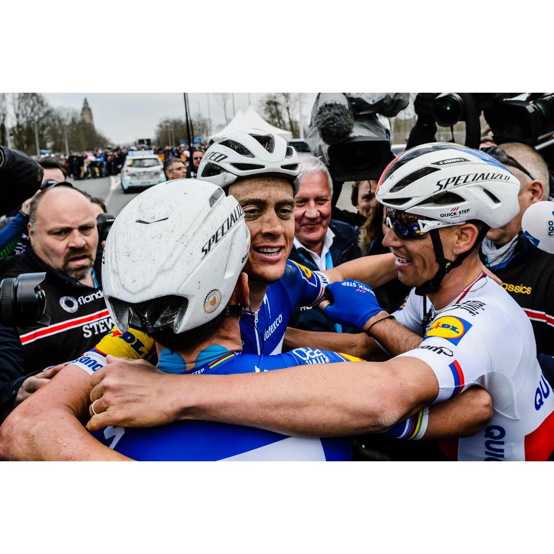 #69 Quick-Step privádza konkurenciu do zúfalosti, najväčšími favoritmi sú aj na Roubaix