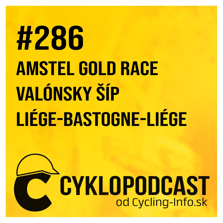 #286 Dve dúhové víťazstvá na Šípe, megatesný fotofiniš Amstelu