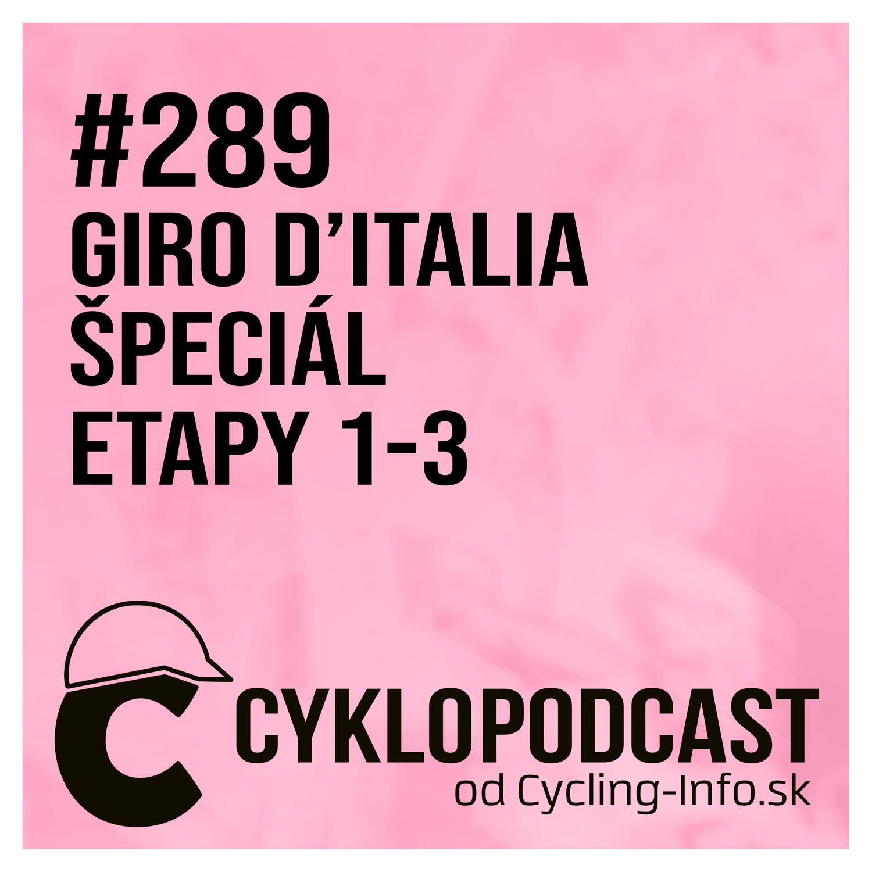 #289 GIRO ŠPECIÁL Tacov rozprávkový únik, Merlier zaskočil top šprintérov