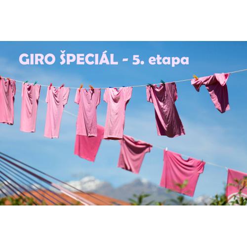 #79 GIRO ŠPECIÁL: 5. etapa - Battaglinov sicílsky reparát