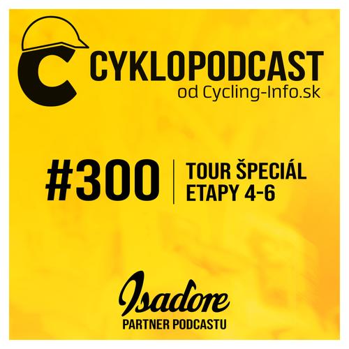 #300 TOUR ŠPECIÁL: Cavendishov rozprávkový návrat na vrchol