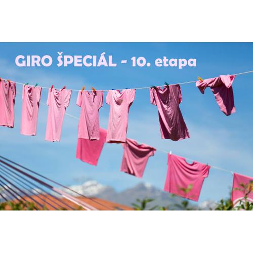 #84 GIRO ŠPECIÁL: 10. etapa - Výbuch Chavesa po dni voľna