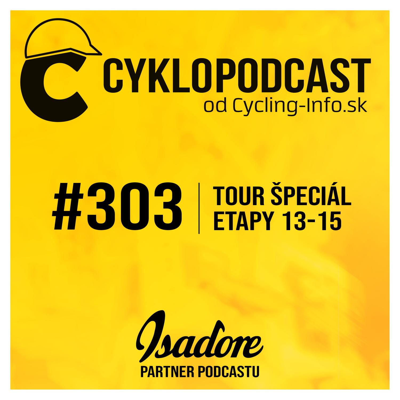#303 TOUR ŠPECIÁL: Cavendish krôčik od prekonania Merckxa