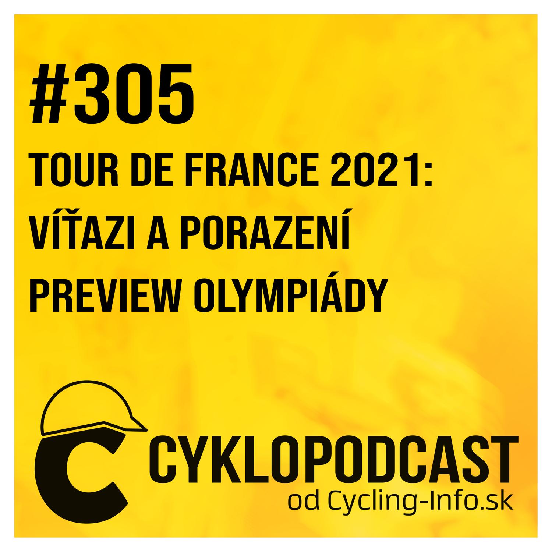 #305 TOUR ŠPECIÁL: Žltá obhajoba Pogačara, zelený návrat Cavendisha a švajčiarsky nôž WVA