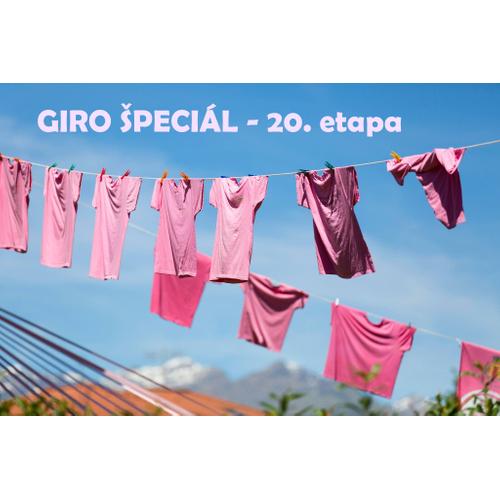 #94 GIRO ŠPECIÁL: 20. etapa - Froome si komfortne postrážil ružový dres