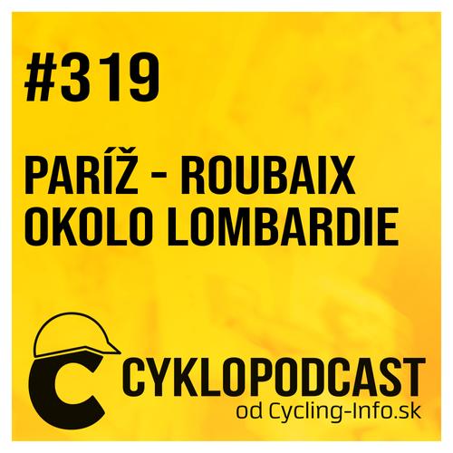 #319 Vysnívané Roubaix plné blata v réžií nováčikov