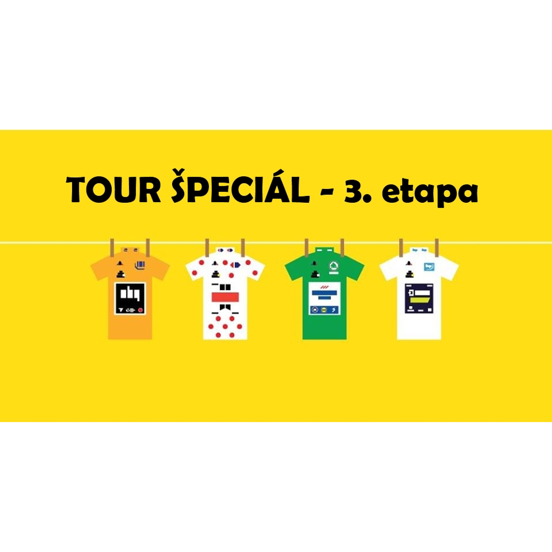 #103 TOUR ŠPECIÁL: 3. etapa - Súboj TTT gigantov pre BMC
