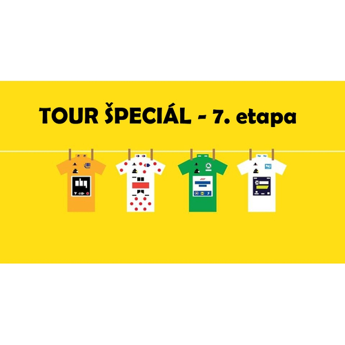 #107 TOUR ŠPECIÁL: 7. etapa - Groenewegen sa votrel do plánov Gaviriu a Sagana