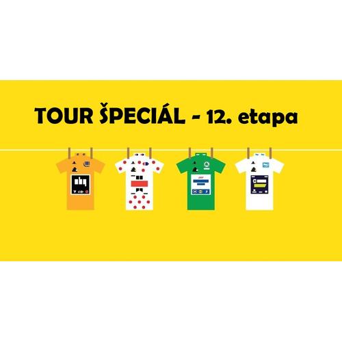 #112 TOUR ŠPECIÁL: 12. etapa - Deň G na Alpe d'Huez