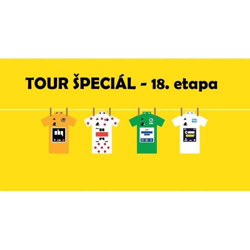 #118 TOUR ŠPECIÁL: 18. etapa - Francúzsky šprint pre odpadlíka Démara